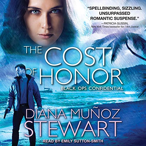 The Cost of Honor audiobook cover art