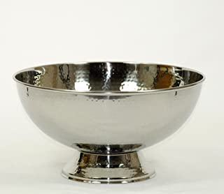 TableCraft Products RPB1513 Punch Bowl Stainless Steel 3.4 gal//13 L