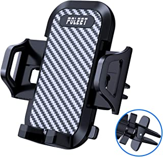 Air Vent Car Phone Mount Most Convenient Cell Phone Holder for Vehicle Jeep Truck,Pellet Car Stand Clip Compatible with iP...
