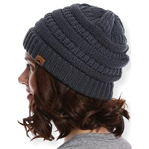 9963c18b1 Cable Beanie: Amazon.com