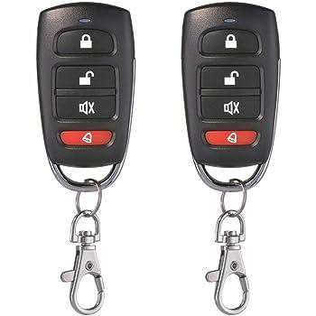 Llavero remoto de c/ódigo fijo universal de 433 MHz para puertas E80-TX52-R-2 RF,FADINI ASTRO CEPT-LPD 31//07//01//0002424 RF ROGER E80-TX54-R-2 RF puertas de garaje DEA GOLD RF,ALLTRONIC S429-M RF