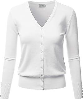 Amazon com: Whites - Cardigans / Sweaters: Clothing, Shoes & Jewelry