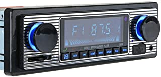 OZSTOCK Car in-Dash Bluetooth Radio Stereo Audio Head Unit Player MP3/USB/SD/AUX-IN/FM