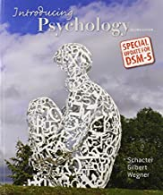 Introducing Psychology with DSM5 Update & LaunchPad 6 month access card by Daniel L. Schacter (2014-07-15)