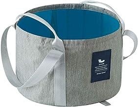 LJBH Portable Collapsible Washbasin, Travel Bubble Bag, Large Washtub, Washbasin, Small Travel Foot Bucket Safe and enviro...