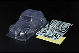 Tamiya America, Inc Citroen 2CV Body Parts Set: Charleston, TAM51605