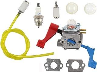 XtremeAmazing New Carburetor for Husqvarna FB25 Leaf Blower Poulan Weedeater Zama C1U-W46 Carb