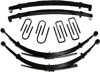 Skyjacker C240AKS Lift Components - Skyjacker 4WD Suspension Lift Kits Suspension Lift - 4WD - 4.0 in. Front - Leveled Rear - Chevy - GMC - K10 - K20 - K15 - K1500 - K25 - K2500 Pickup 1969-72...