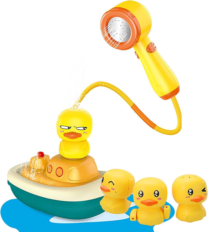 wonuu Baby Duck Bath 55% OFF Toy latest Sprayer Shower wit Toys Hand
