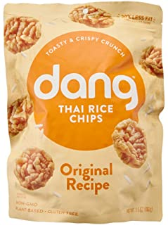 Dang Sticky Rice Chips, Original, 3.5 Ounce (1 Count)