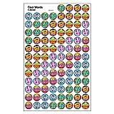 トレンド ごほうびシール よくできました 800片 Trend superSpots Stickers Cool Words T-46160