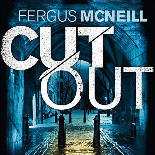 Cut Out audiobook cover art