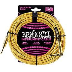 Ernie Ball 25 'geflochten gerade