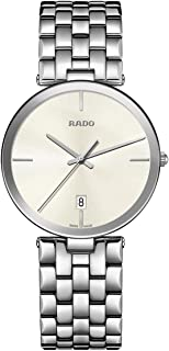 Rado Men's Silver Dial Metal Band Watch - R48870013