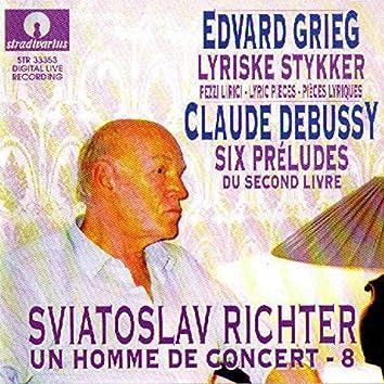 Un homme de concert, Vol. 8: Sviatoslav Richter