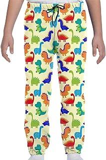 Yesbnow Pantalones de chándal para jóvenes Pantalones Deportivos para Correr o Pantalones Loungewear, Lindos y Coloridos P...