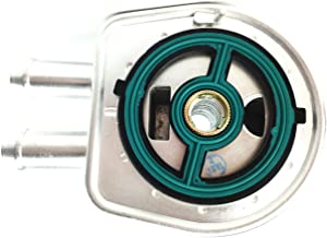 TOPAZ 1S7Z-6A642-AAA Oil Cooler with Gasket for Ford 2.0L Transit Connect 2.3L Escape Mariner