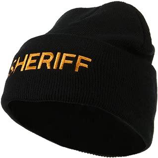 Best sheriff skull cap Reviews