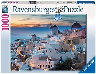 Best Ravensburger Santorini - Greece Jigsaw Puzzle (1000 Piece) Review