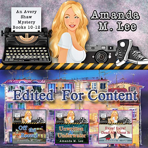 Edited for Content audiobook cover art