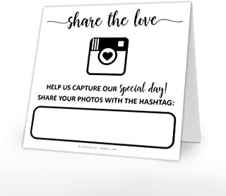 321Done Wedding Hashtag Signs 5