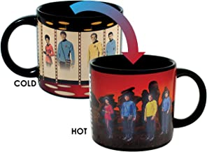Unemployed Philosophers Guild 14399 Star Trek Transporter Coffee Mug