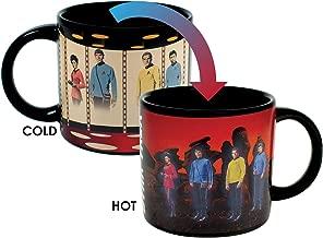 Best star trek heat sensitive mug Reviews