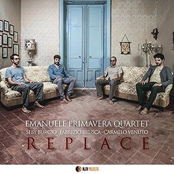 Replace (feat. Seby Burgio, Fabrizio Brusca, Carmelo Venuto)