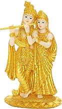Flameer Krishna Statue - Decorative Krishna Idol Figurine for Home Decor Table Decoration House Warming Gifting Home Decor