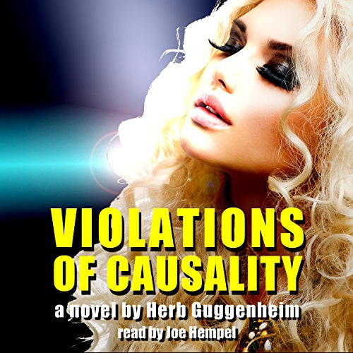 Page de couverture de Violations of Causality