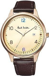 Paul Smith ポールスミス メンズ 腕時計 The City ゴールド BC5-423-12