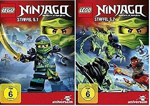 LEGO Ninjago - Staffel 5.1+5.2