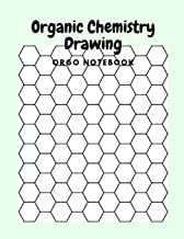 Organic Chemistry Drawing , Orgo Notebook: Hexagon Graph Paper Notebook , Hexagon Paper Pieces Notebook , Quilting Books Hexagon Notebook