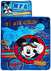 DISNEY MICKEY TODDLER ACADEMY SLEEPING BAG