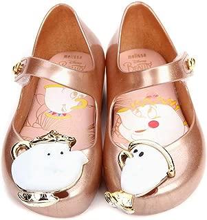 Teacup Mini Winter Kids Beauty Beast Girls Shoe Jelly Sandals Non-Slip Kid Shoes