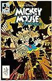 "Walt Disney's Mickey Mouse Adventures # 8 - 01/91 - ""A Phantom Blot Bedtime Story"""