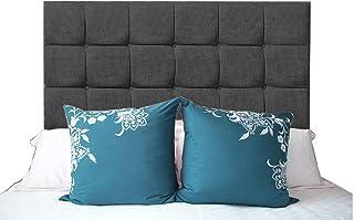 H-Cube meble sześcian projekt łóżko łóżko łóżko łóżko łóżko zagłówek szenila tkanina pasujące diamentowe guziki do montażu...