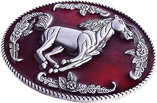 Lovoski Western Rodeo Rectangular Belt Buckle DIY Belt Accessories For Men Women Kids
