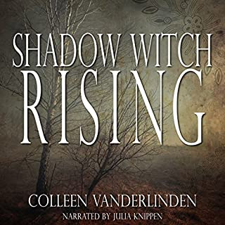 Shadow Witch Rising     Copper Falls, Book 1              By:                                                                                                                                 Colleen Vanderlinden                               Narrated by:                                                                                                                                 Julia Knippen                      Length: 10 hrs and 27 mins     39 ratings     Overall 3.8