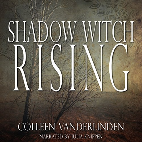Shadow Witch Rising audiobook cover art