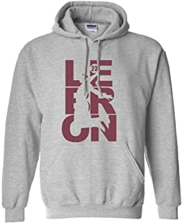 City Shirts Lebron Fan Wear Los Angeles Cleveland # 23 Sweatshirt Hoodie