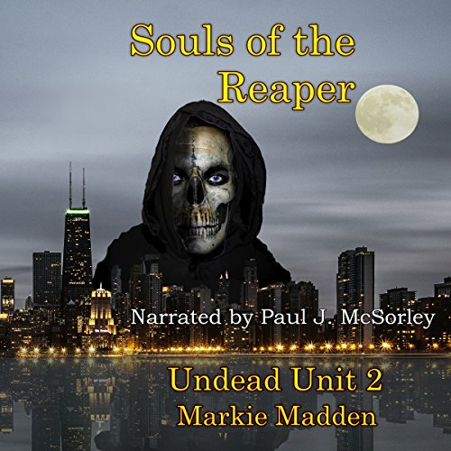 Souls of the Reaper cover art