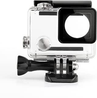 Oluoba Standard Protective Waterproof Dive Housing Case for GoPro Hero 4 Hero 3+ Hero 3 Hero4 Hero3 Camera - Underwater 40 Meters