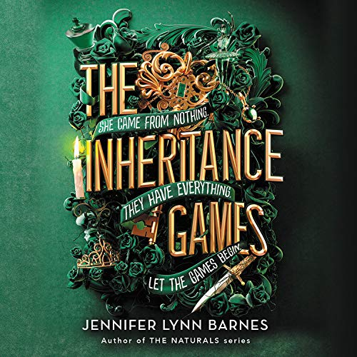 Inheritance Games Audiobook By Jennifer Lynn Barnes cover art