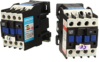 CJX2-1801 AC /380V 18A Contactor Motor Starter Relay 3 POLE+1NC COIL 4KW 7.5KW