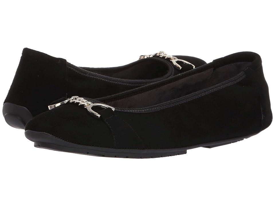 Me Too Brielle (Black Suede) High Heels