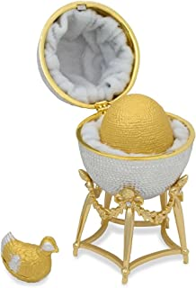 Best jeweled hen egg Reviews