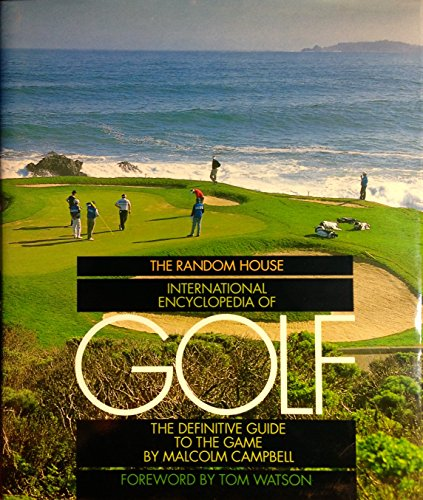 Random House International Encyclopedia of Golf