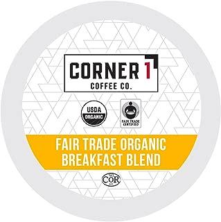Corner One Coffee, 100 Ct. Single-Serve K-Cup, Keurig 2.0 Compatible