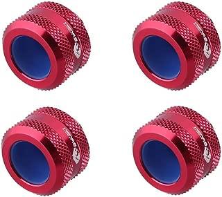 B-FTHTJ-L14-R Red Bykski Anti-Slip Rigid 14mm OD Fitting